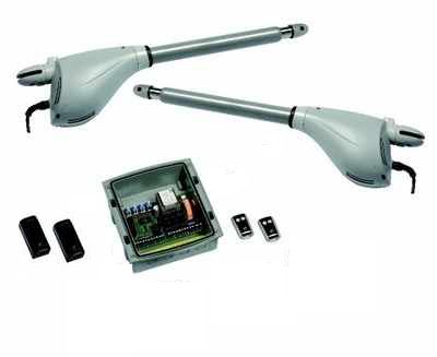 Electric Gate Kits >> Twin Calypso Gate Mounted Electric Arm Automation Kit