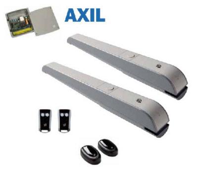 Electric Gate Kits >> V2 Axil Twin Electric Gates Automation Kit
