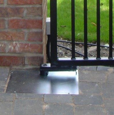 Electric Gates Underground Automatic Gate Opener Kit Ebay